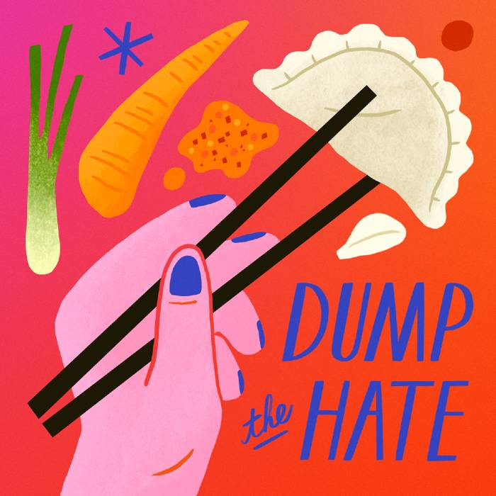 dump the hate